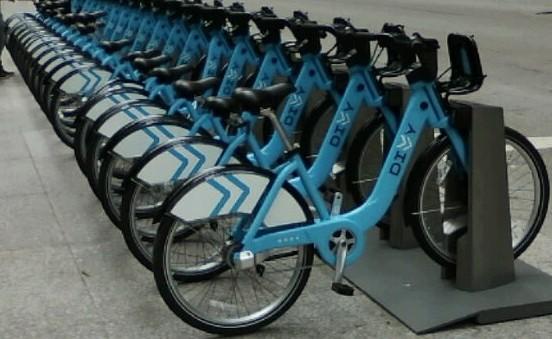 Divvy bike program