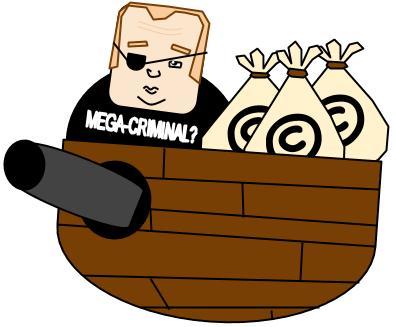 Kim Dotcom Pirate Megaupload